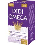 Maisto papildas Didi Omega minkštosios kapsulės N60