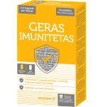 Geras imunitetas kapsulės N30