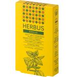 HERBUS gerklei citrinų skonio čiulpiamosios tabletės N20