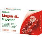 Maisto papildas Magnis + B6 superior kietos kapsulės N30
