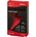Maisto papildas TotalPOWER woman tabletės N30