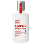 Burnos skystis Oralflux Chlorhexidine 250ml