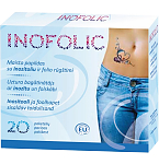 Maisto papildas Inofolic paketėliai N20