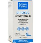 Martiderm Driosec antiperspirantas ir dezodorantas rutulinis pažastims ir kirkšnims 50ml