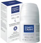MD Driosec Roll - On Driosec rutulinis antiperspirantas ir dezodorantas pažastims ir kirkšnims 50ml