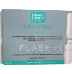 Martiderm Flash ampulės, suteikiančios veidui švytėjimo ir greitai pašalinančios nuovargio žymes N5