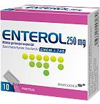 Enterol milteliai geriamajai suspensijai paketėliai N10