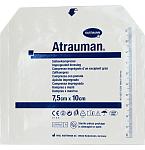 Tvarstis Atrauman 7.5x10cm sterilus tinklelinis impregnuotas N1