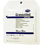 Tvarstis Grassolind neutral 10x10 sterilus tinklelinis N1