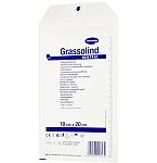 Tvarstis Grassolind neutral 10x20 sterilus tinklelinis N1