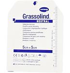 Tvarstis Grassolind neutral 5x5cm sterilus tinklelinis N1
