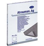 Tvarstis Atrauman AG 10x10cm sterilus tinklelis su Ag N10