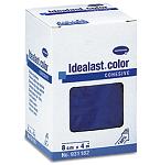 Tvarstis elastinis Idealast color 8cmx4.0m mėlynas