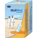 Molimed Premium Micro įklotai N14