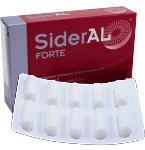 Maisto papildas Sideral Forte kapsulės N20