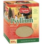 APOTHEKE Psyllium balkšvųjų gysločių sėklų luobelės 300g