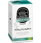 ROYAL GREEN BIO Ashwagandha (ašvaganda) 430mg kapsulės N60