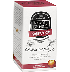 ROYAL GREEN Camu Camu vitaminas C 500mg kapsulės N60