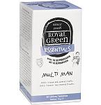 Maisto papildas ROYAL GREEN Multi Man multivitaminai vyrams tabletės N60