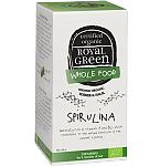 Maisto papildas ROYAL GREEN BIO Spirulina 1000mg tabletės N120