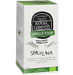 ROYAL GREEN BIO Spirulina 1000mg tabletės N120