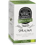 Maisto papildas ROYAL GREEN BIO Spirulina 1000mg tabletės N60