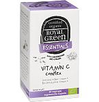 ROYAL GREEN BIO Vitamino C ir grybų kompleksas 180mg kapsulės N60