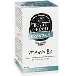 ROYAL GREEN Vitaminas B12 metilkobalaminas 250mcg N60