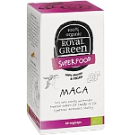 ROYAL GREEN BIO MACA 500mg kapsulės N60