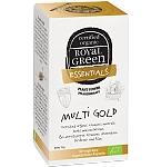 ROYAL GREEN BIO Multi Gold multivitaminai nuo 12 metų kapsulės N90