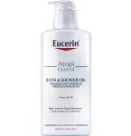Eucerin valomasis aliejus Atopicontrol 400ml 63173