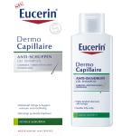 Eucerin DermoCapillaire gelinis šampūnas nuo pleiskanų, riebiai galvos odai 250ml 69654
