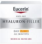 Eucerin Hyaluron Filler SPF30 dieninis kremas 50ml
