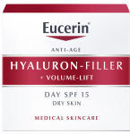Eucerin Hyaluron Filler + Volume - Lift dieninis kremas sausai odai 50ml 89758