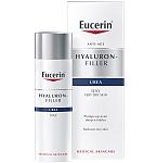 Eucerin Hyal - Urea dieninis veido kremas sausai odai 50ml 63801
