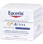 Eucerin Q10 Active naktinis veido kremas 50ml 63416