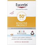 Eucerin Sun Kids fluidas nuo saulės vaikams SPF50+ 50ml
