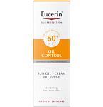Eucerin Sun kreminis veido gelis nuo saulės DRY TOUCH SPF 50+ 50ml