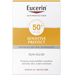 Eucerin Sun veido emulsija SPF50+ 50ml