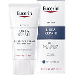 Eucerin UreaRepair veido kremas 50ml