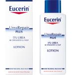 Eucerin UreaRepair Plus kūno losjonas sausai odai su 5% šlapalo 250ml 69620