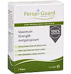 Perspi - Guard Antiperspirant Wipes (drėgnos servetėlės apsaugai nuo prakaitavimo) N7