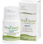 Perspi - Sensitive kreminis jautrios odos antiperspirantas nuo prakaito (be aliuminio ir alkoholio) 50ml