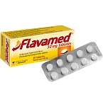 Flavamed 30mg tabletės N20
