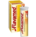 Flavamed 60mg šnypščiosios tabletės N10