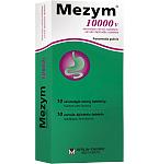 Mezym 10 000 V skrandyje neirios tabletės N10
