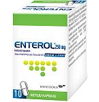 Enterol 250mg kietosios kapsulės N10