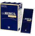 Maisto papildas bioMagnis B6 premium milteliai geriamajam tirpalui N20
