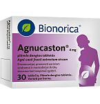 Agnucaston 4mg plėvele dengtos tabletės N30