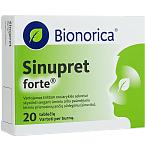 Sinupret forte dengtos tabletės N20